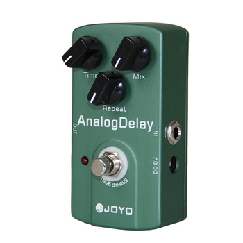 International grup, F EPİDEMİC 33 Analog Delay Gitar Analog delay pedal / Efekt pedal / Gitar pedalı + 1 pc pedal bağlayıcı